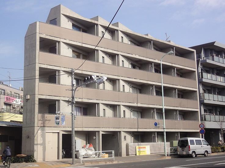 Studio Kumegawa(5階建1棟マンション)